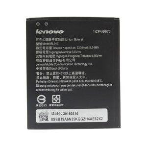 باتری موبایل لنوو مدل BL242 با ظرفیت 2300mAh مناسب برای گوشی های موبایل لنوو A6000 - فروش آنلاین باتری موبایل