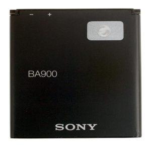 باتری موبایل مدل Ba900 ظرفیت 1700 میلی آمپر ساعت مناسب برای گوشی موبایل سونی xperia L -