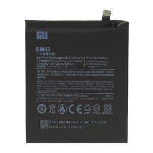 باتری موبایل شیاوومی redmi note 4x مدل BM43 با ظرفیت 4000mAh