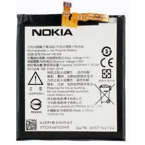 باتری موبایل نوکیا 8 مدل HE328 با ظرفیت 3030mAh