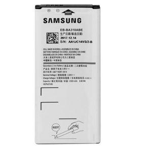 باتری موبایل سامسونگ Galaxy A3 2016 مدل EB-BA310ABE با ظرفیت 2300mAh