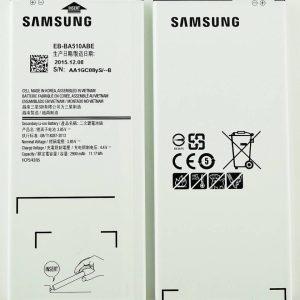 باتری موبایل سامسونگ A5 2016 مدل EB-BA510ABE با ظرفیت 2900mAh