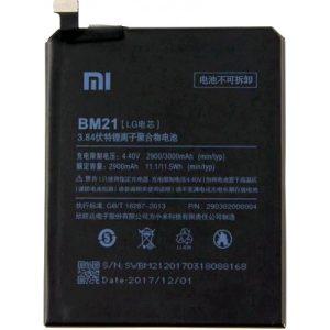 باتری موبایل شیاوومی MI Note مدل BM21 با ظرفیت 3000mAh