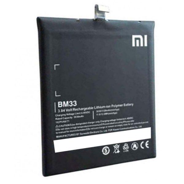 باتری موبایل شیاوومی mi 41 مدل BM33 با ظرفیت 3120mAh