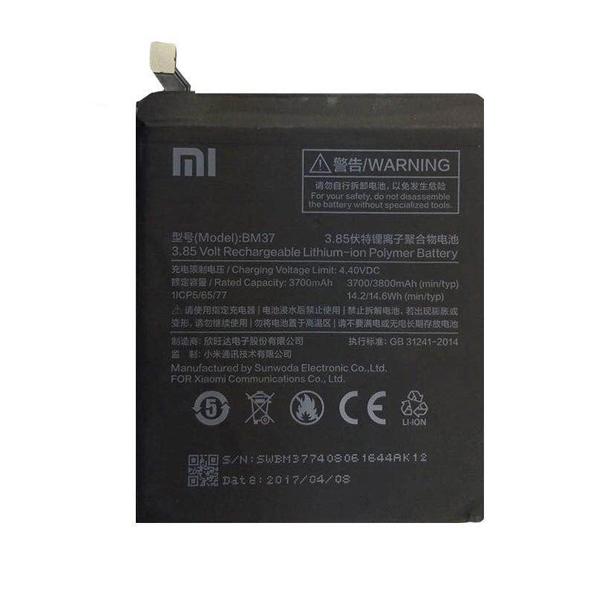 باتری موبایل شیاوومی redmi 6A مدل BM37 با ظرفیت 3000mAh