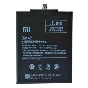 باتری موبایل شیاوومی redmi 4x مدل BM47 با ظرفیت 4000mAh