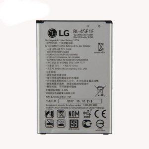 باتری موبایل ال جی K8 2017مدل Bl-451fبا ظرفیت 2410mAh
