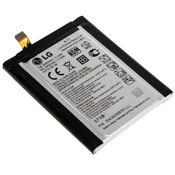 باتری موبایل مدل Bl-t7با ظرفیت 3000mAh مناسب گوشی موبایل الجی G2 میباشد برای سفارش با شماره 09126439322 تماس بگیرید