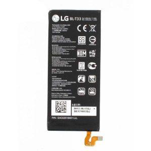 باتری موبایل ال جی Q6مدل Bl-t33با ظرفیت 3000mAh