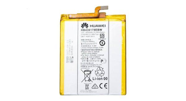 باتری موبایل هوآوی mate s مدل HB436178EBW با ظرفیت 2620mAh