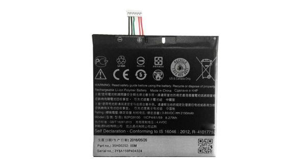 باتری موبایل اچ تی سی ONE A9 مدل B2PQ9100 با ظرفیت 2150mAh