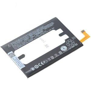 باتری موبایل اچ تی سی one M8 مدل bop6b100 با ظرفیت 2600mAh