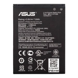 باتری موبایل ایسوس zenfone go مدل C11p1506 با ظرفیت 2070