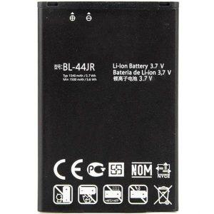 باتری موبایل مدل BL-44JR با ظرفیت 1540mAh مناسب برای گوشی موبایل ال جی D160 L40 - باتری های کپی
