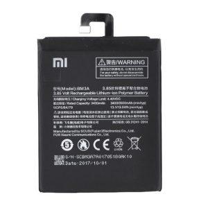 باتری موبایل مدل BM3A ظرفیت 3400 میلی آمپر ساعت مناسب برای گوشی موبایل شیائومی REDMI NOTE 3 -
