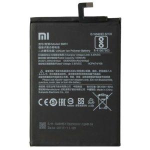 باتری موبایل مدل BM51 ظرفیت 5500 میلی آمپر ساعت مناسب برای گوشی موبایل شیائومی MI MAX 3 -