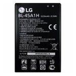 باتری موبایل مدل BL-45A1H ظرفیت 2300 مناسب برای گوشی موبایل ال جی K10 2016 میباشد برای سفارش با شماره 09126439322 تماس بگیرید
