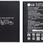 باتری موبایل مدل BL-44E1F ظرفیت 3080 مناسب برای گوشی موبایل ال جی V20 میباشد برای سفارش با شماره 09126439322 تماس بگیرید