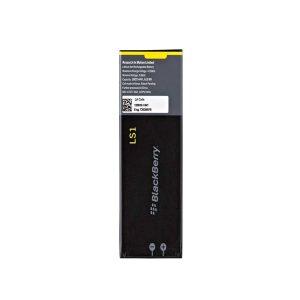 باتری موبایل مدل LS1 ظرفیت 1800 میلی آمپر ساعت مناسب برای گوشی بلک بری Z10