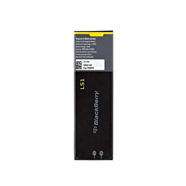 باتری موبایل مدل LS1 ظرفیت 1800 میلی آمپر ساعت مناسب برای گوشی بلک بری Z10برای سفارش با شماره 09126439322 تماس بگیرید