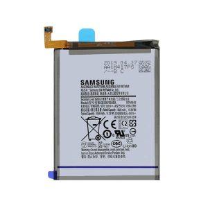 باتری موبایل مدل EB-BA705ABU ظرفیت 4500 میلی آمپر ساعت مناسب برای گوشی موبایل سامسونگ Galaxy A70 - battery