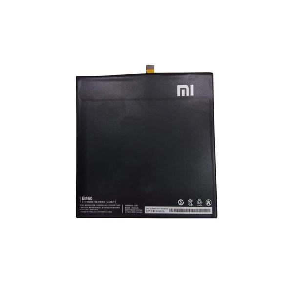باتری تبلت مدل BM60 ظرفیت 6520 میلی آمپر ساعت مناسب برای تبلت شیائومی Mi Pad 1 -