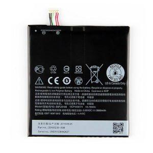 باتری موبایل مدل b0pjx100 با ظرفیت 2800mAh مناسب برای گوشی موبایل اچ تی سی One E9 Plus -