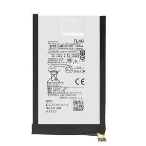 باتری موبایل مدل FL40 ظرفیت 3630 میلی آمپر ساعت مناسب گوشی موبایل بلک بری Moto X play میباشد برای سفارش با شماره 09126439322 تماس بگیرید