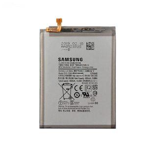 باتری موبایل مدل EB-BG580ABU-1 ظرفیت 5000 میلی آمپر ساعت مناسب برای گوشی موبایل سامسونگ Galaxy M30 -