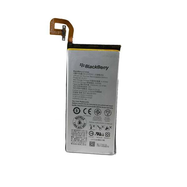 باتری موبایل مدل BAT-60122-003 ظرفیت 3410 میلی آمپر ساعت مناسب برای گوشی بلک بری PRIV