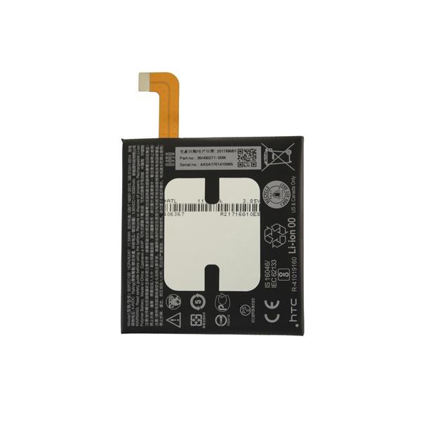 باتری موبایل مدل B2pzc100 ظرفیت 3000 میلی آمپر ساعت مناسب برای گوشی موبایل اچ تی سی U11 میباشد برای سفارش با شماره 09126439322 تماس بگیرید