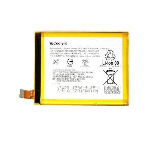 باتری موبایل مدل LIS1579ERPC ظرفیت 2930مناسب برای گوشی موبایل سونی Xperia Z4 میباشد برای سفارش با شماره 09126439322 تماس بگیرید